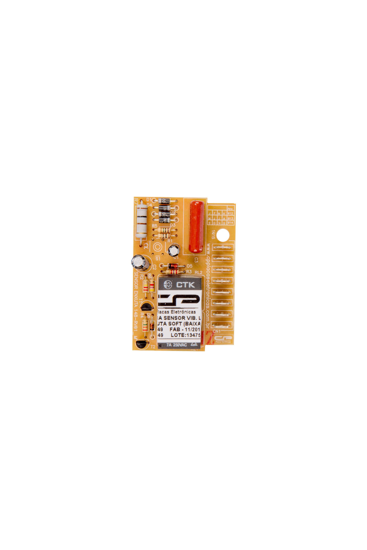 CP 0149 - Placa sensor de vibração L.R Enxuta Futura (baixa) bivolt