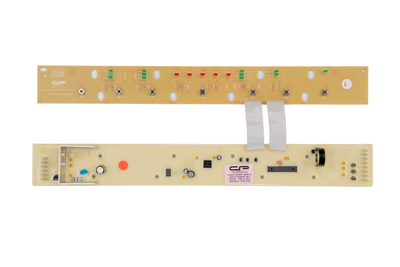 CP 0206 - Placa compatível lavadora BWF24A/ BWF08A 7kg e 8 kg s/aquecimento bivolt