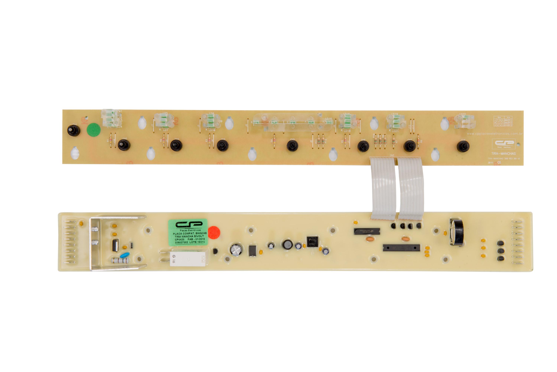 CP 0420 - Placa compatível lavadora BWQ24B/ BWQ22D tira mancha bivolt