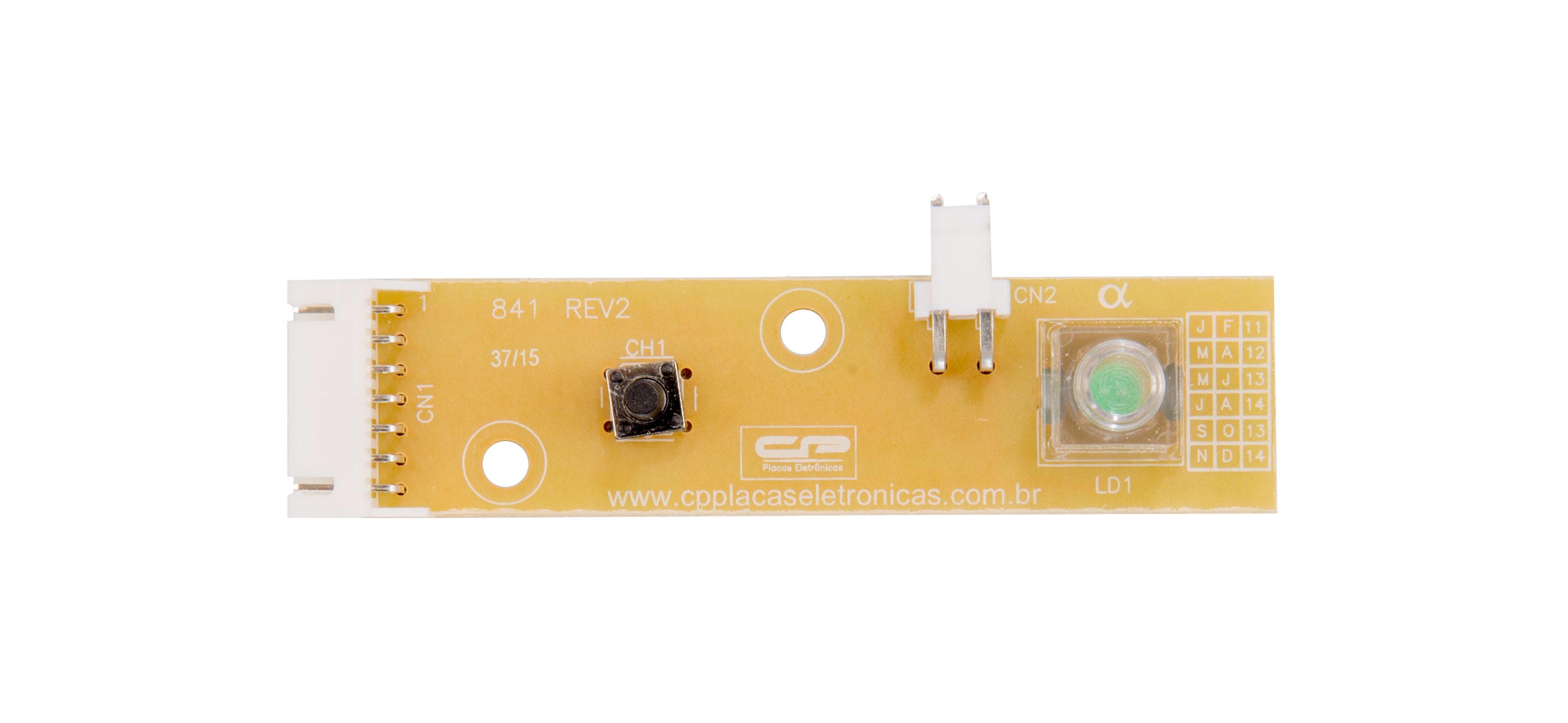 CP 0992 - Interface compatível lavadora LT60