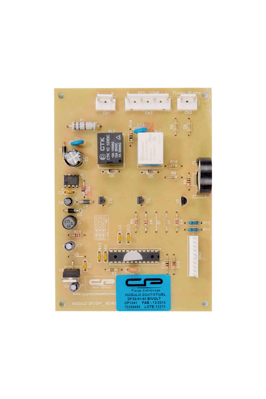CP 1041 - Módulo compatível refrigerador DF38/41/45 bivolt