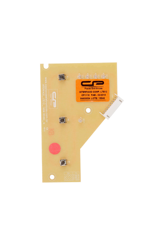 CP 1118 - Interface compatível lavadora LTE12