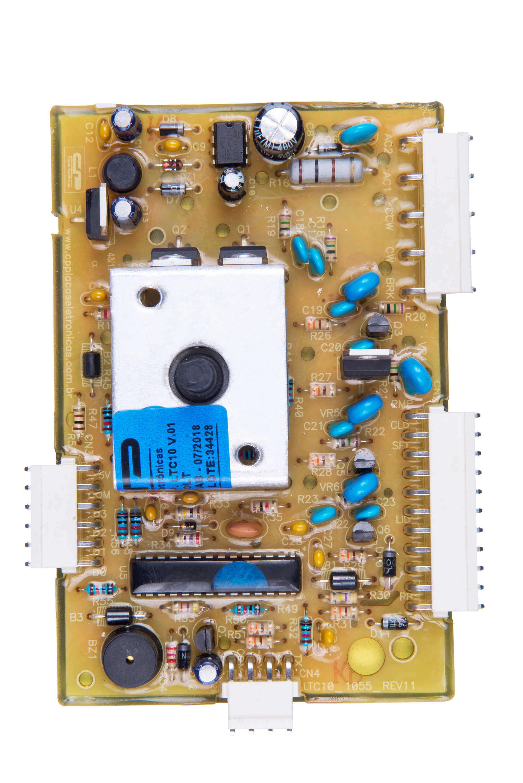 CP 1433 - Placa potência compatível lavadora LTC10_V1 - AW bivolt