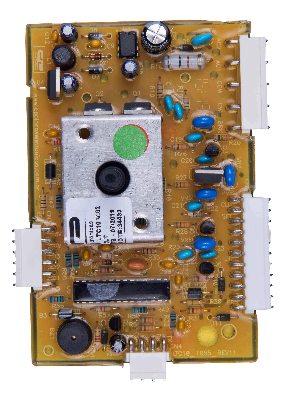 CP 1434 - Placa potência compatível lavadora LTC10_V2 -THAI bivolt