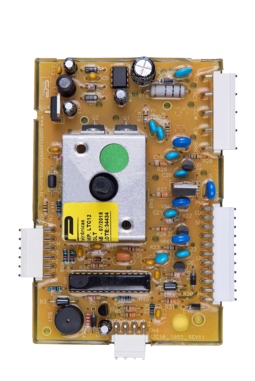 CP 1437- Placa potência  Compatível LTC 12 BIVOLT usa interface 64500135 LTC10 CP1435