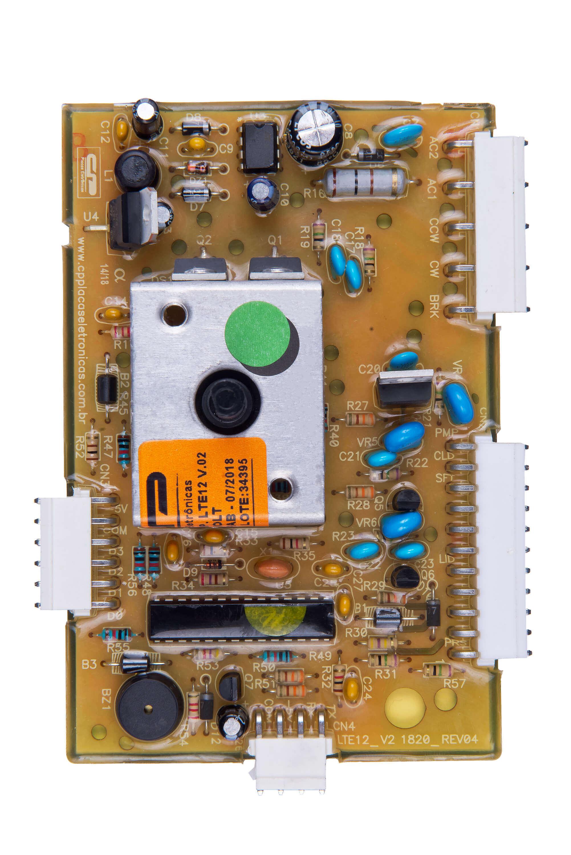 CP 1438- Placa Potência Compatível LTE 12 V2  Após 10/2012 usa interface CP 1436 - 64502207 bivolt