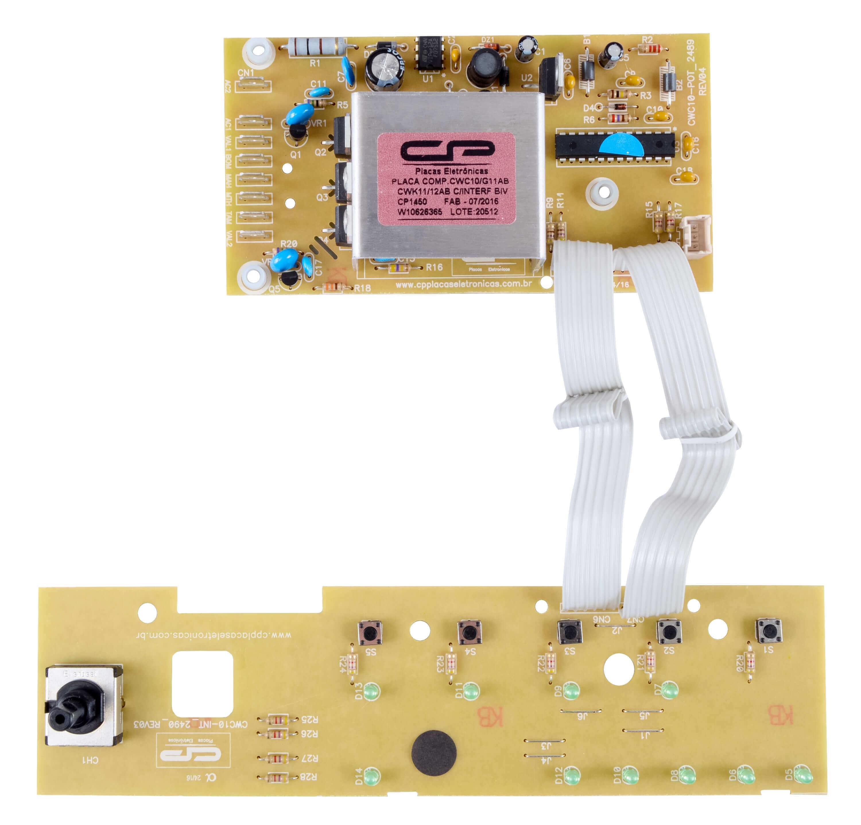 CP 1450 - Placa Compatível CWC10AB / CWG11AB / CWK11AB / CWK12AB Bivolt