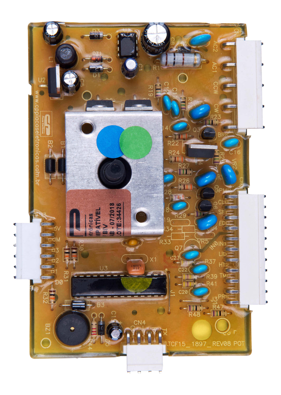CP 1457 -  Placa potência compatível LT12F  bivolt
