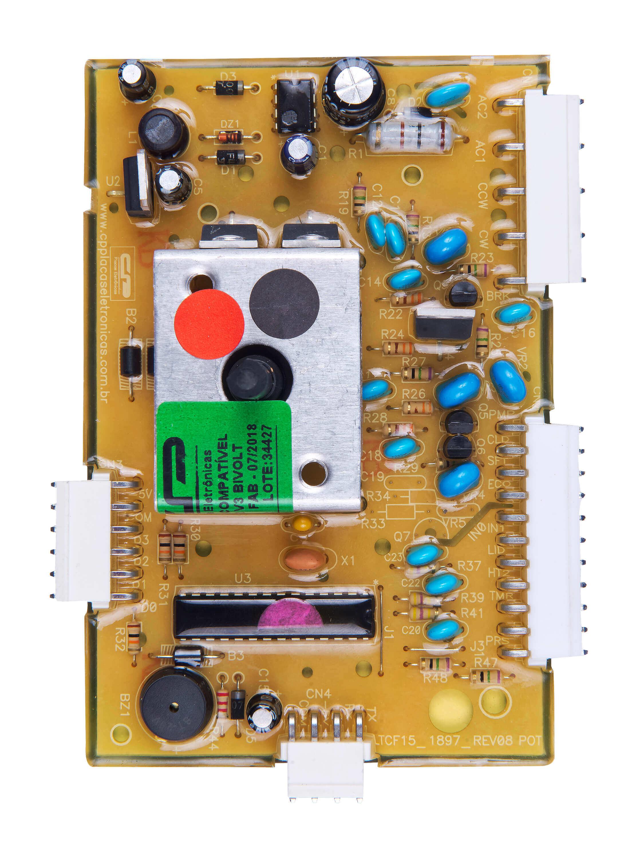 CP 1459 - Placa potência compatível LTE12_V3 bivolt