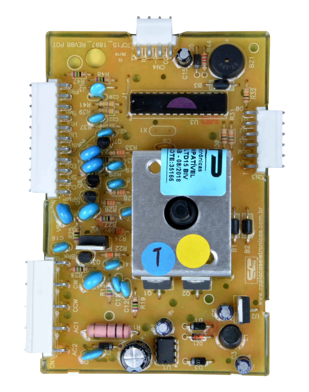 CP 1473 - Placa potência compatível LTD15 bivolt
